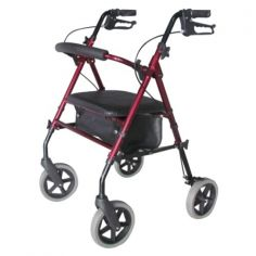 KLD866 Aluminum Height Adjustable Rollator