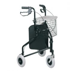 KLD855 Aluminum Three Wheeled Rollator