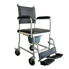 KLD607 Mobile Commode Chair